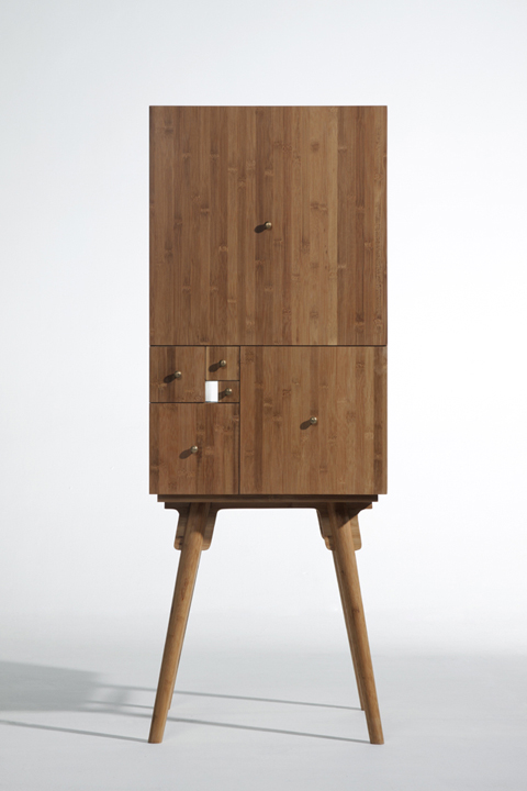 01 Fibonacci Cabinet