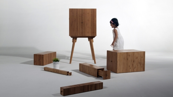 05 Fibonacci Cabinet